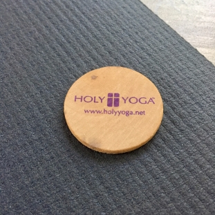 Holy Yoga coin